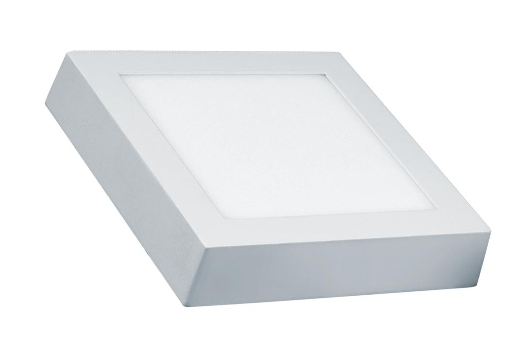 Mini Panel LED Cuadrado 6W 6500K